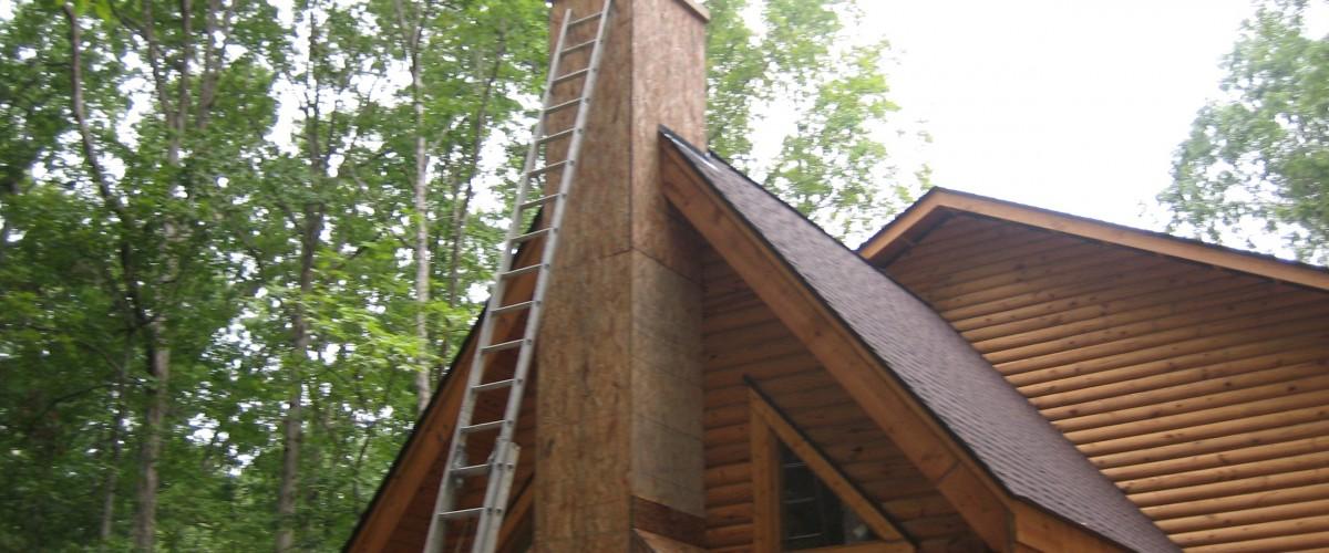 New chimney